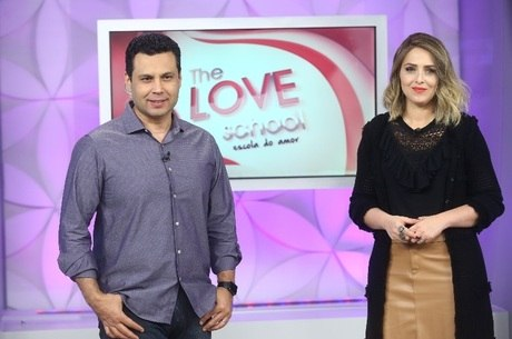 Renato e Cristiane Cardoso comandam o The Love School