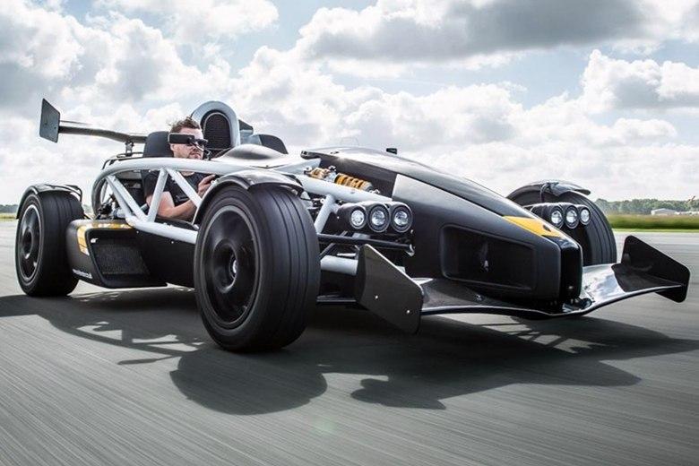 Veja os 10 carros mais rápidos do mundo no 0 a 100 km/h