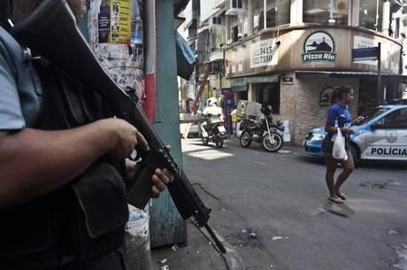 Áreas com UPP registram crescimento dos índices de violência