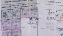 Prefeitura pede carteira de vacinação atualizada para matrícula