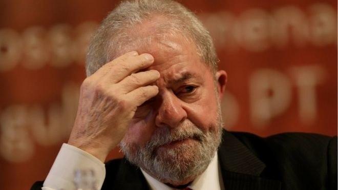 Banco Central bloqueia R$ 606 mil do ex-presidente Lula