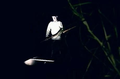 Homem teria encontrado a fera durante uma pescaria