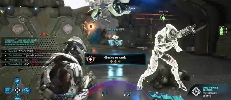 Andromeda aprimorou o modo multiplayer de Mass Effect 3