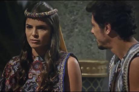 Raquel testemunhou o milagre na vida de Mesaque