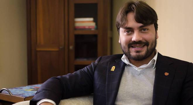 Filipe Sabará é candidato a prefeito de São Paulo pelo Novo