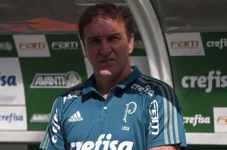 Cuca viu o Palmeiras voltar a vencer no Campeonato Brasileiro