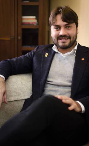 Sem carreira política, Filipe Sabará filiou-se há três meses no Partido Novo