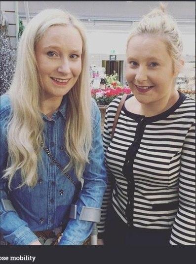 Ainda não existem tratamento efetivos contra a doença, mas as gêmeas estão passando por testes em Londres para uma nova droga que pode ajudar a melhorar os efeitos da doença