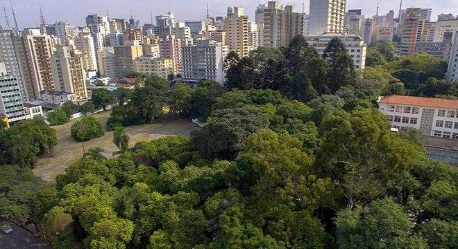 Justiça homologa acordo do Parque Augusta, na região central de SP