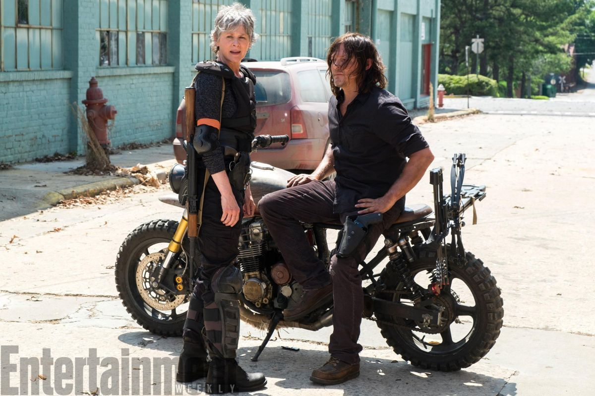Walking Dead ganha primeiro trailer da oitava temporada — Comic-Con
