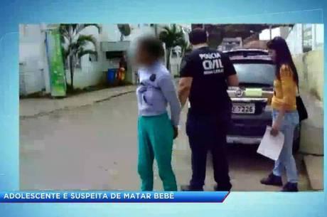 Suspeita levou a criança, já sem vida, ao hospital