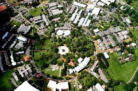 Campus da Unicamp em Barão Geraldo, Campinas