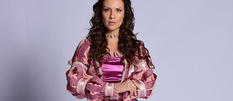 Camila Rodrigues interpreta Carmona em Belaventura