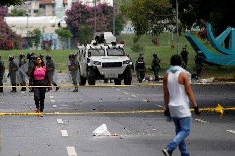 Maduro disse que líderes da greve seriam presos