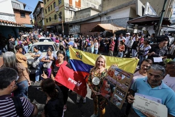 Oposição convoca nova manifestação para este sábado — Venezuela
