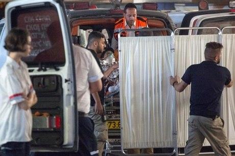 Três pessoas morreram e uma outra ficou ferida após o ataque