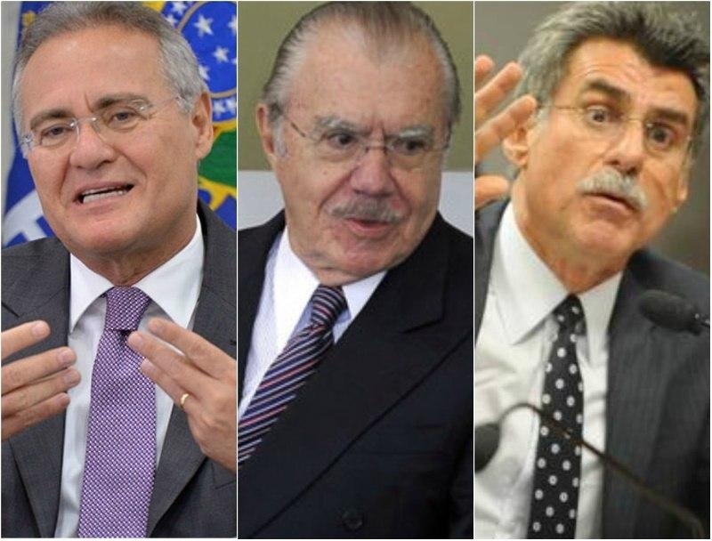 Senadores não podem ser processados por criticarem 'lava jato', diz PF