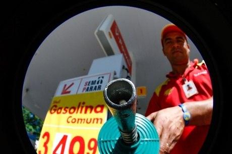 Gasolina ainda compensa na maior parte do País