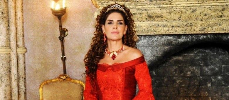 Helena Fernandes interpreta a vilã Marion em Belaventura