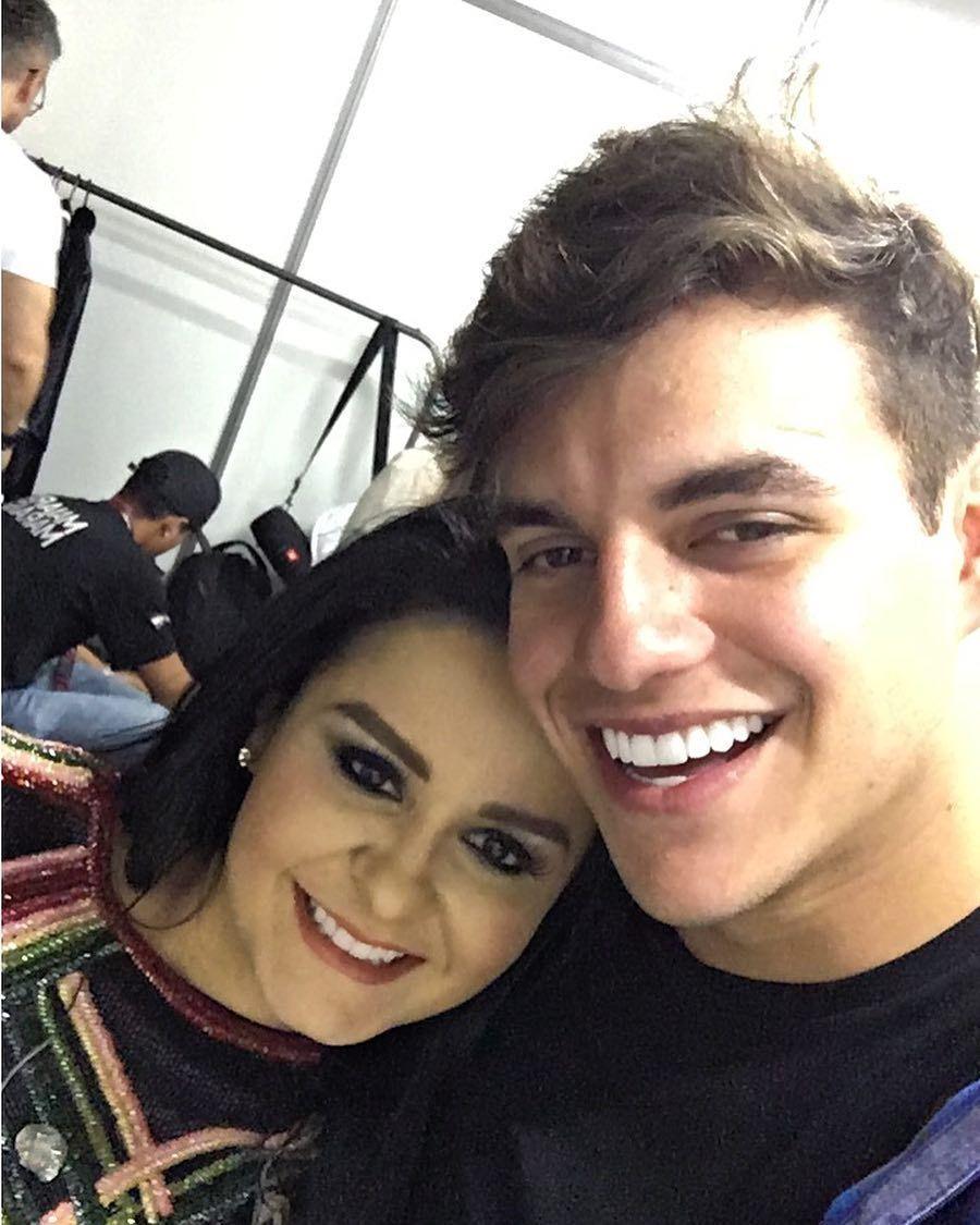 Ex-BBB Antônio está tendo affair com Maraisa