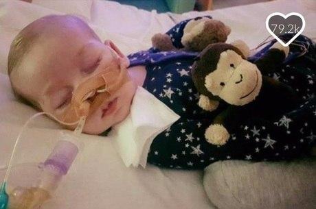 Charlie Gard, de 11 meses, nasceu com doença rara