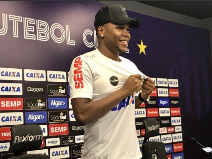 Reforço explica preferência por Santos ao São Paulo