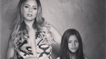 Talento vem de berço! Conheça a irmã modelo de Lexa (Reprodução/Instagram)
