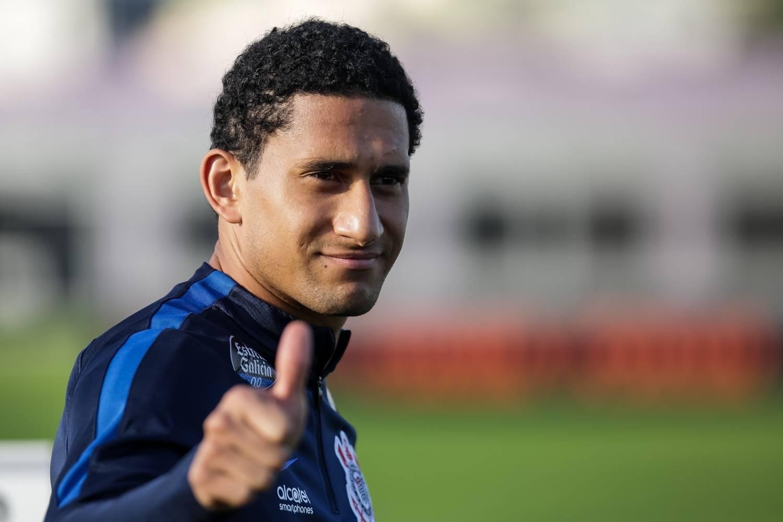 Corinthians encerra negociações e Pablo não joga mais pelo clube