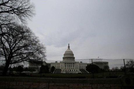 Prédio do Congresso dos Estados Unidos, em Washington