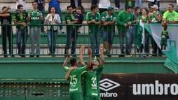 Chapecoense confirma amistoso contra a Roma em setembro ()