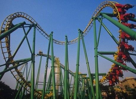 Aventura! Divirta-se em 10 parques de diversão imperdíveis do mundo