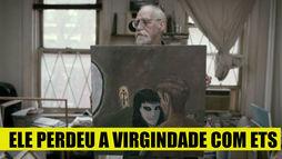Homem diz ter perdido virgindade com alien e até pintou quadros ()