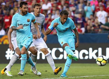 Clássico no sábado deve marcar despedida de Neymar do Barça