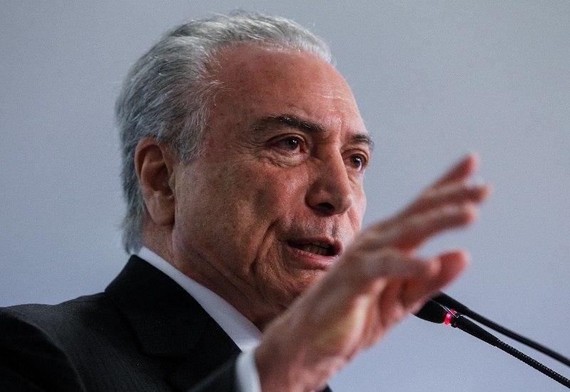 Brasil mobiliza 8.500 militares para reforçar a segurança no Rio