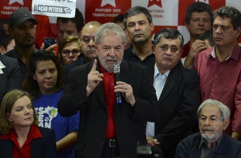 Ministério Público pede aumento da pena contra Lula