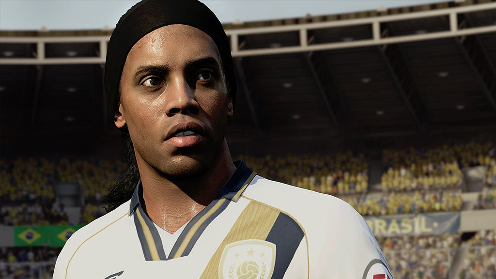 FIFA 18 apresenta as FUT ICONS Stories