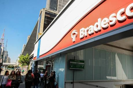 O Bradesco teve lucro líquido de R$ 3,9 bilhões no 2º trimestre