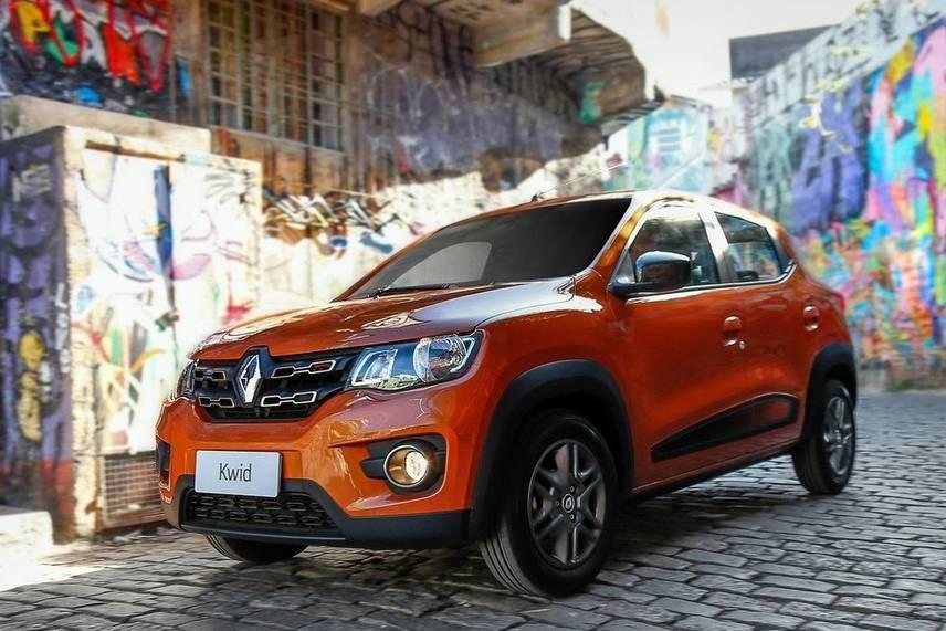 Aceleramos o Renault Kwid, novo popular nacional da marca que substitui o Clio