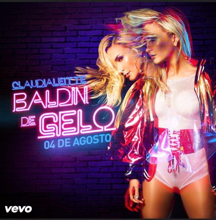 Claudia Leitte usa o 'gemidão do zap' para divulgar nova música