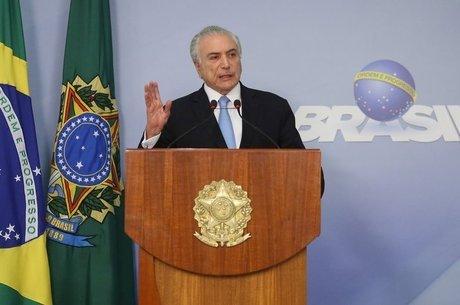 Em nota, o Planalto disse que estudos citador por Temer são focados em reduzir despesas e cortar gastos