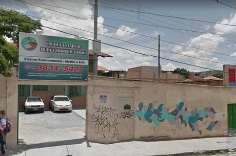 Escola fica em Santa Luzia, na região metropolitana de Belo Horizonte