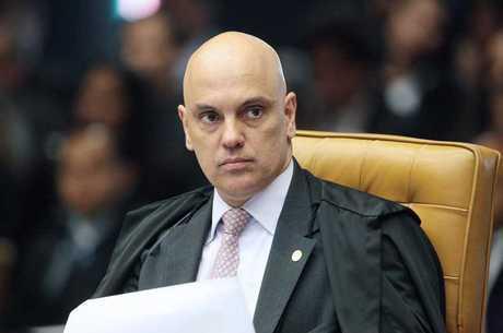 Alexandre de Moraes, relator do caso na Corte