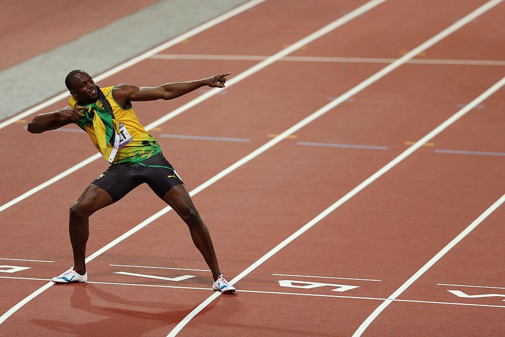 Pelo Twitter, Bolt anuncia que foi contratado por time de futebol