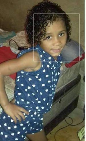 Menina foi sequestrada e encontrada morta dentro de uma mala
