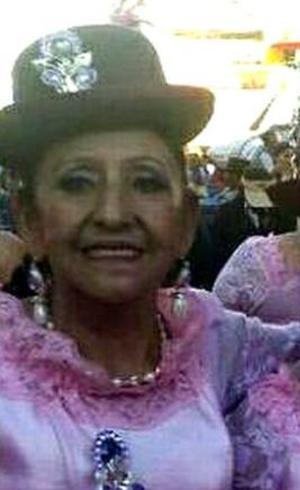 Carmen Chacón havia sido hospitalizada com pneumonia agravada por diabetes