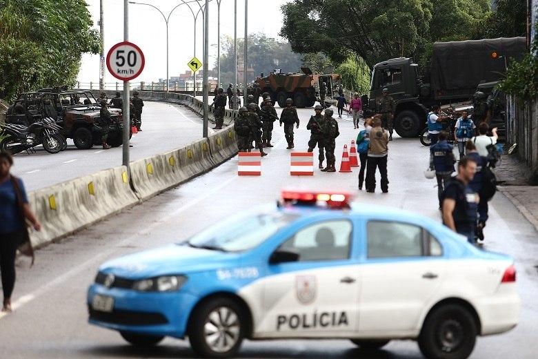 Operação Onerat termina com três suspeitos e um policial mortos