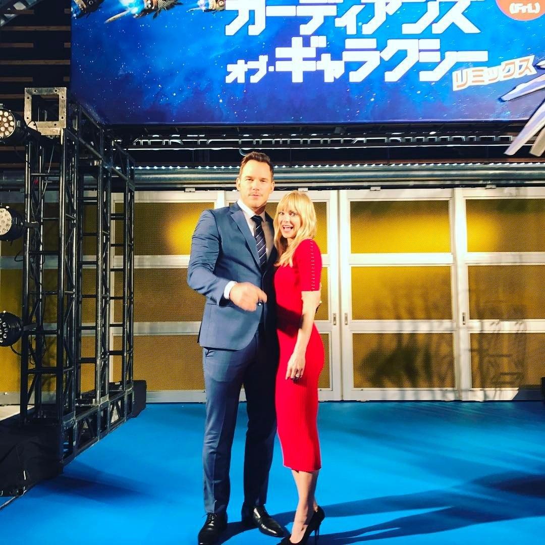 Chris Pratt e Ana Faris anunciam separação e fãs lamentam