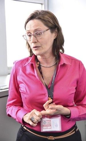 Dra Márcia Waddington é chefe do único centro brasileiro que trata da PAF