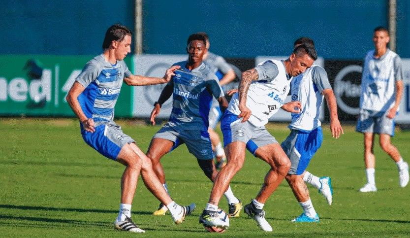 Grêmio x Godoy Cruz-ARG - Despedida de Luan em decisão na Libertadores?