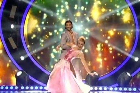 Jesus Luz e Margreet foram eliminados do Dancing Brasil nesta segunda (7)